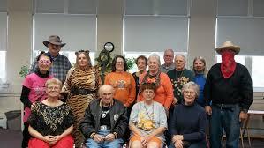 Falls Active Adult Center holds Halloween party | News |  pittston-progress.com