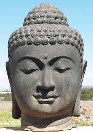 preorder large buddha head fountain 50
