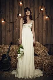 Packham Brautmode Hochzeitskleid lang schlicht | Hochzeitskleider ...