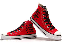 converse shoes black and red. \ converse shoes black and red e