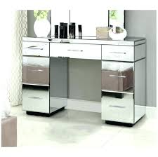 mirror furniture repair. Mirrored Furniture Dressing Table Console 7 Drawer Mirror Repair