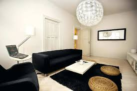 black and white modern living room furniture stylish modern living room designs