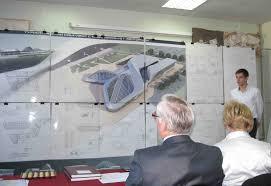 Кафедра архитектурных конструкций Представленные на конкурс выпускные квалификационные работы на снимках фото с защиты Кулабухова Романа слева и Синкиной Ирины справа