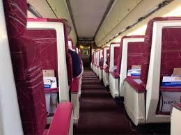 Beware Of Via Business Class Via Rail Canada Toronto