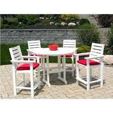 tall patio set patio table chairs high table patio set high top patio set inspirational captain hi top patio patio table chairs outdoor furniture big and