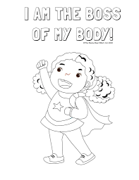 Coloring helps young talents to become independent! Coloring Pages The Mama Bear Effect