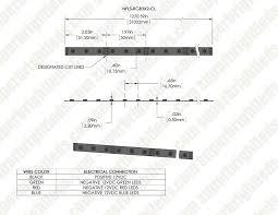 high density rgb led strip light flexible custom length led tape light 18 smds