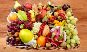 Luxury Fruit Basket (Inc. Exotics) - Office and Home Fruit & Veg Boxes    Delivered Fresh to London Offices and Homes   Ripe.London