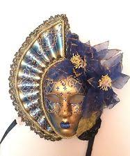 Decorative Venetian Wall Masks VenetianMardi Gras Decorative Masks eBay 30