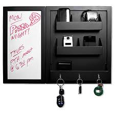Hanging Charging Station with Memo Board by Totes