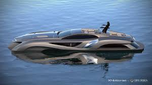 Xhibitionist Is The Batmobile Of The High Seas GrindTVcom - Bill gates interior house