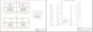 Курсовые и дипломные работы по водоснабжению и канализации  Курсовой проект Внутренний водопровод и канализация 8 ми этажного жилого дома в г