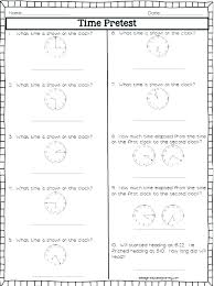 Telling Time Word Problems Worksheets Excel Clock Elapsed Problem ...