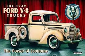 henry ford cars 2014. an advertisement for the 1939 ford v8 pickup truck henry cars 2014