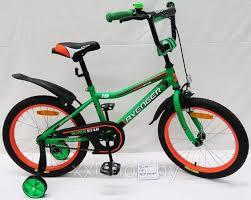 """<b>Велосипед</b> для мальчиков <b>Avenger Super Star</b> 18"""" (черный ..."""