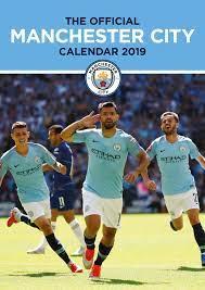 Manchester City FC Official 2019 Calendar - A3 Wall Calendar: Amazon.de:  Grange Communications Ltd: Fremdsprachige Bücher