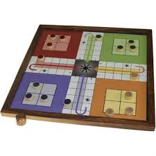 Vintage Wooden Board Games Retro Wooden Games Retro Ludo Magnetic 60