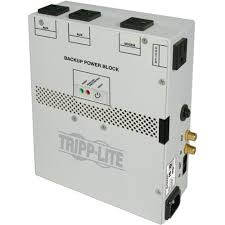 tripp lite 4 outlet power block for structured wiring enclosure tripp lite 4 outlet power block for structured wiring enclosure
