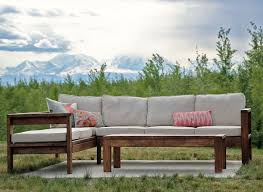 catchy ana white outdoor sectional 2 4 ana white 2x4 outdoor coffee table diy projects