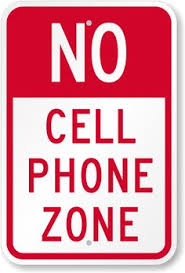 No Cell Phones Sign Printable No Cell Phone Zone Printable Sign Printable Inspiration