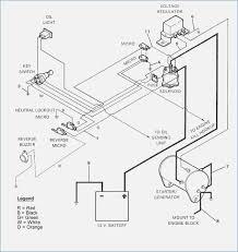 yamaha golf cart solenoid wiring wiring diagram list