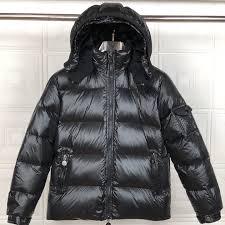 Designer Winter Jackets 2019 Luxury Mens Designer Parka Brand Down Coat Winter Jackets Keep Warm Zipper Black Lighted Top Quality Outdoor Windbreaker 9965ce From Pinkker