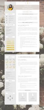Template 43 Modern Resume Templates Guru Creative Word 2 Page Tem