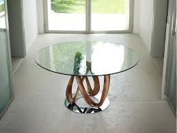 round glass dining table centerpiece for round glass dining table glass dining table base