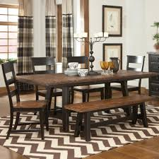 Rustic Kitchen Table Set Rustic Farmhouse Table For Sale Farmhouse Dining Table Pedestal
