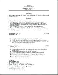 Medical Billing Resume Samples Cool Certified Coder Resume Medical Coder Sample Resume Sample Medical