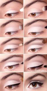 eye neutral and natural eyeshadow tutorial for beginners