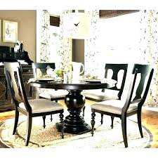 dining room table pedestal post round dining room table with pedestal base