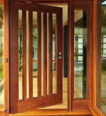 doors and windows design wood door with glass window wooden designs commercial kit desi