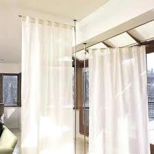 room divider curtain amazing room divider curtain room divider curtain rod