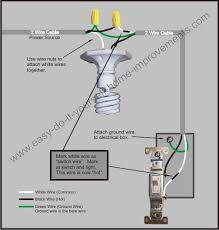 this light switch wiring diagram page will help you to master one need a light switch wiring diagram whether you have power coming in through the switch or from the lights these switch wiring diagrams will show you the