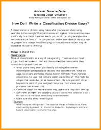 Division And Analysis Essay Topics Division Essay Example Logical Sample Examples Of