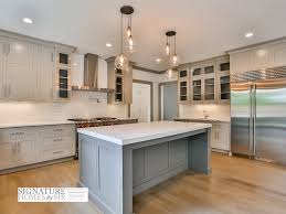 center island lighting. Appealing Center Island Lighting Light Gray Kitchen Transitional Murphy Co G