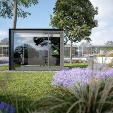 garden office pods contemporary eco