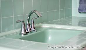 Diy Bathroom Faucet How To Install A Bathroom Faucet Simple Practical Beautiful