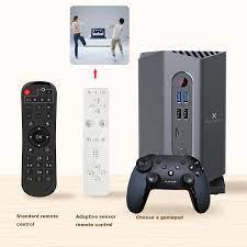 Chơi game TV Box A95X MAX Plus Android 9.0 Amlogic S922X Hỗ Trợ USB3.0  1080P H.265 4K 75fps Google Người Chơi store Plex đa Phương Tiện Set-top  Boxes