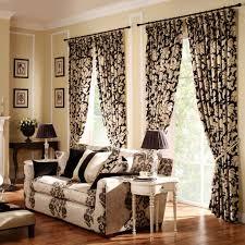 Printed Curtains Living Room Printed Living Room Curtains Make A Living Room More Stylish Than