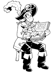 Piet Piraat Kleurplaat Printen Krijg Duizenden Kleurenfotos Van