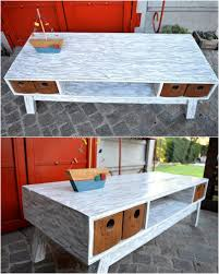 Awesome Pallet Wooden Furniture Plans