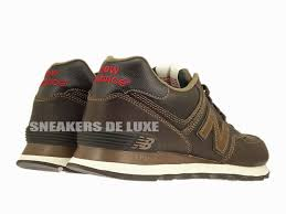 new balance leather. ml574ukw new balance 574 brown leather