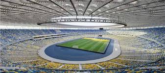 Olympic Stadium Fc Dynamo Kyiv Football Tripper