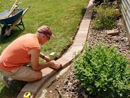 Diy Lawn Edging Ideas Image Result For Brick Landscape Edging Landscape Outdoor