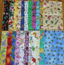 Bug Jar Blocks, Fruits & Veggies Fabric Exchange – Christa Quilts & Bugs & Butteflies Fabric Adamdwight.com