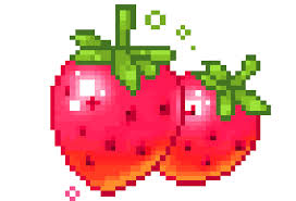 Image result for Strawberry gif