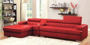 18 stylish modern red sectional sofas from modern models of red color couches source