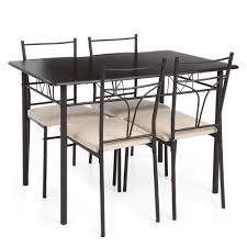Kitchen Table And Chair Sets 1 Cheap Dinette Bar Height Dining Bench